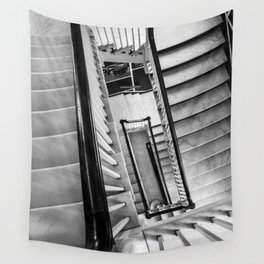 New York stairwell Wall Tapestry