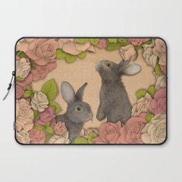 Rosie Rabbits Laptop Sleeve