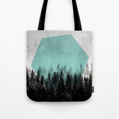 Woods 3 Tote Bag