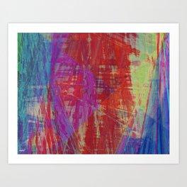 Willingness and Avoidance, #1 Art Print