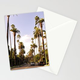 Los Angeles Beverly Hills Stationery Cards
