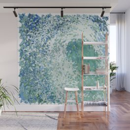 Amazonite Waves Surf Juul art Wall Mural