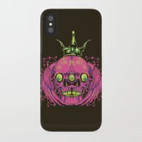 third eye iPhone & iPod Cases featuring Third eye by Tshirt-Factory