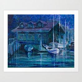 Alexandria Seaport Foundation Art Print