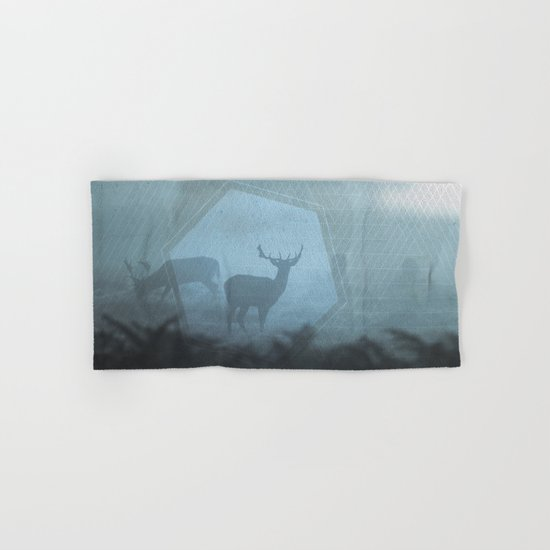 Mystic Deer Hand & Bath Towel