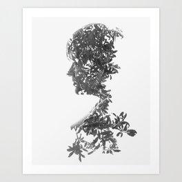 Counterpart I Art Print