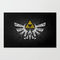 Zelda Hyrule Canvas Print