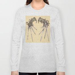 Scissorhands(Antique) Long Sleeve T-shirt