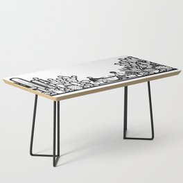 Chai and Cacti II Coffee Table