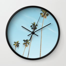 LONG BEACH Wall Clock
