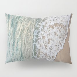 Gloomy and Peaceful Sunset 3 Pillow Sham