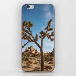 Joshua Tree National Park II iPhone Skin