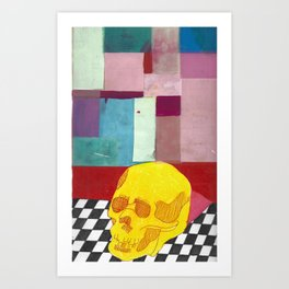 Absolute Certainty Art Print