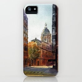 Kenmare Street iPhone Case
