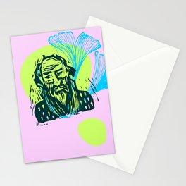 Mr. Dostoevsky Stationery Cards