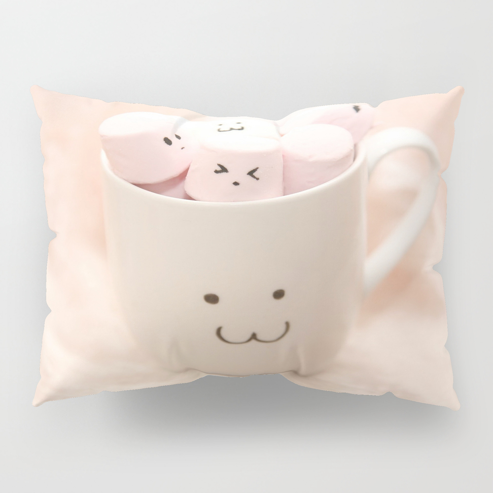 Candy Cup! Pillow Sham by Kostas_lio PSH8309793
