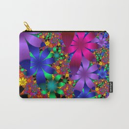 towel full of colors -a- Carry-All Pouch