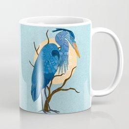Egret Sun Coffee Mug