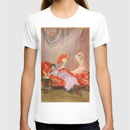 James McNeill Whistler - Milly Finch - Digital Remastered Edition T-shirt