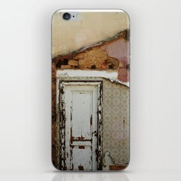 Unidimensional house iPhone Skin