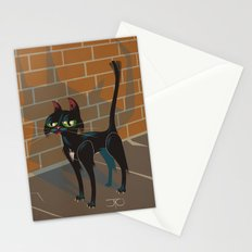 Cat City Stationery Cards