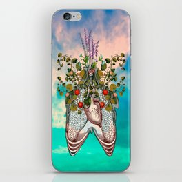 epitaph for my heart. iPhone Skin
