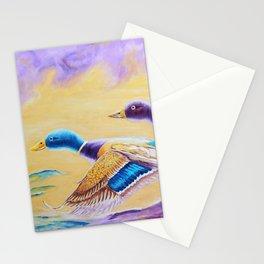 Fun Stroll | Balade de plaisir Stationery Cards