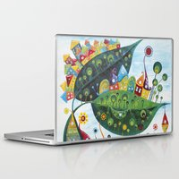 snail Laptop & iPad Skins featuring Snail by Annabies