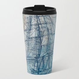 Clipper Ship Travel Mug