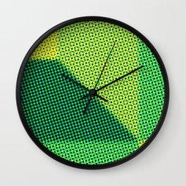 N Dot Wall Clock