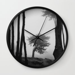 Lands End 2 Wall Clock