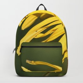 Yellow Whispers Backpack