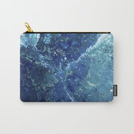 Marbled Carry-All Pouch