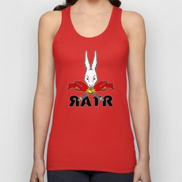Crossed Rayguns Unisex Tank Top