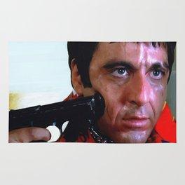 Al Pacino @ Scarface #1 Rug