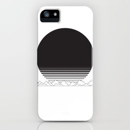 Spacescape iPhone Case