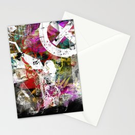 Brushed Stationery Cards