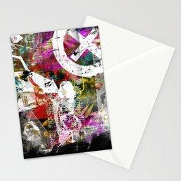 Brushed Stationery Cards