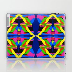 Boxed Gymnast Laptop & iPad Skin