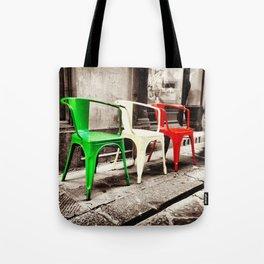 Si Si Italy Tote Bag