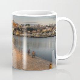 Porto Bridge Dusk Coffee Mug