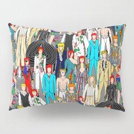 Bowie-A-Thon Pillow Sham