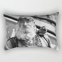 Arrrrr!! Rectangular Pillow