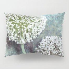 Allium Flowers Pillow Sham