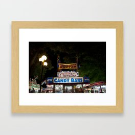 Iowa State Fair Framed Art Print