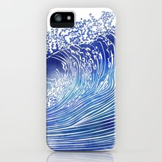 Pacific Waves Slim Case iPhone SE