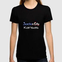 Junction City Kansas T-shirt