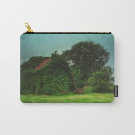 house with ghosts  Carry-All Pouch
