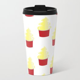 Dole Whip Pattern Travel Mug