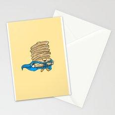 Captain Pancake Descends Stationery Cards